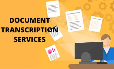 Document Transcription Services