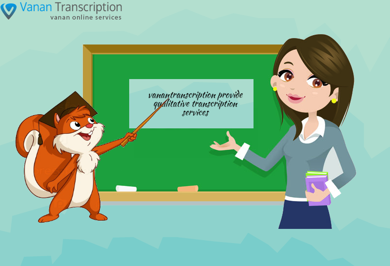 Qualitative Transcription Services