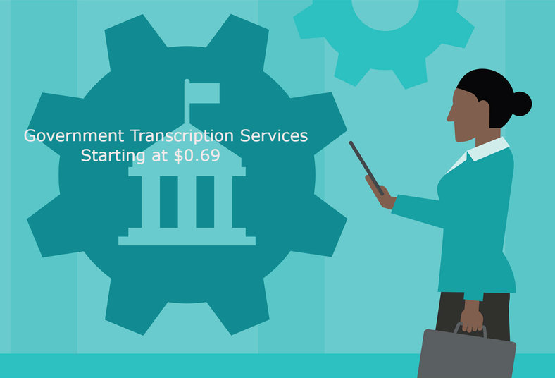 Government Transcription Services