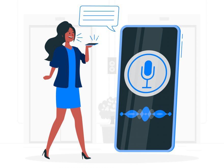 Voice Recording Transcription